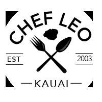 Chef Leo Kauai -
